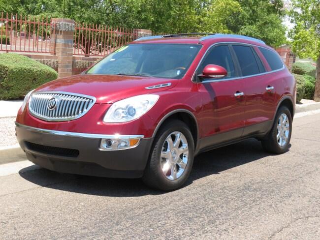 Used 2010 Buick Enclave 1XL SUV For Sale Phoenix AZ