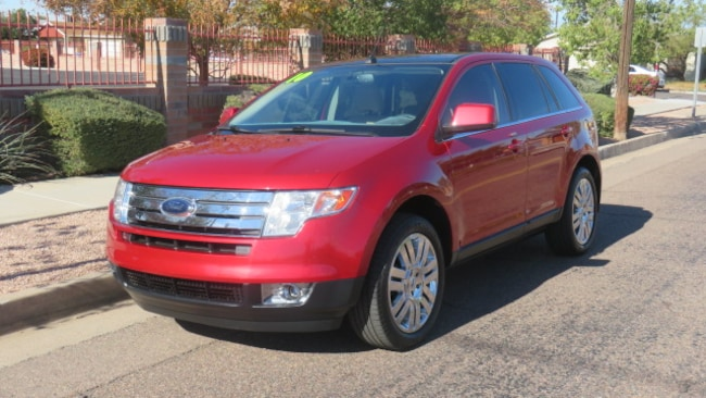 Used 2010 Ford Edge Limited SUV For Sale Phoenix AZ