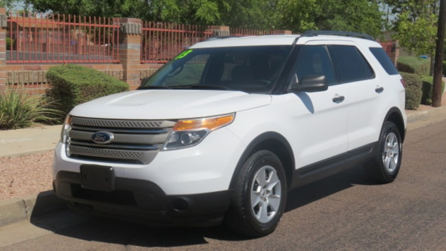 Used 2013 Ford Explorer Base SUV For Sale Phoenix AZ