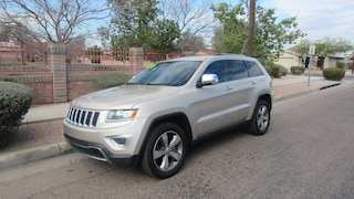 Used 2014 Jeep Grand Cherokee Limited 4x4 SUV in Phoenix