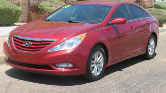 Used 2013 Hyundai Sonata GLS Sedan For Sale Phoenix AZ