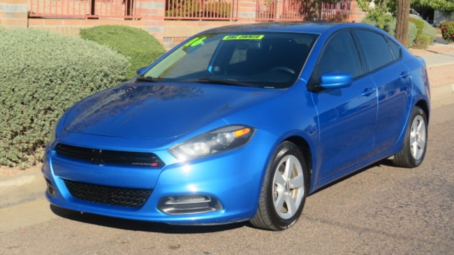 Used 2016 Dodge Dart SXT Sedan For Sale Phoenix AZ