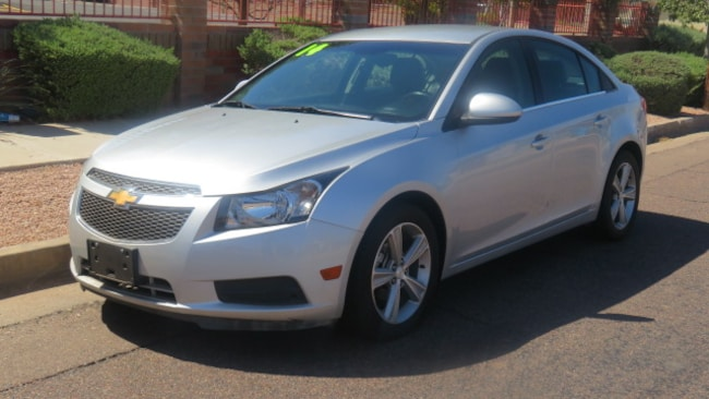 Used 2014 Chevrolet Cruze 2LT Auto Sedan For Sale Phoenix AZ