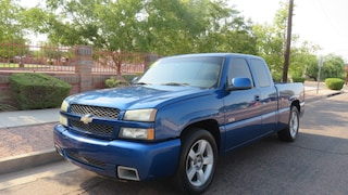 2004 Chevrolet Silverado 1500 SS Truck Extended Cab