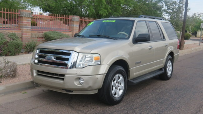Used 2008 Ford Expedition XLT SUV For Sale Phoenix AZ