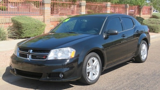 Used 2014 Dodge Avenger SXT Sedan For Sale Phoenix AZ