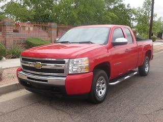 2011 Chevrolet Silverado 1500 Work Truck Truck Extended Cab