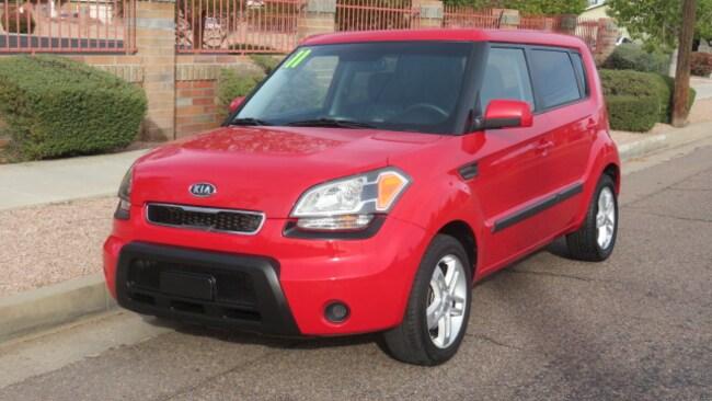 Used 2011 Kia Soul sport Hatchback For Sale Phoenix AZ