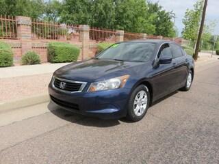 New 2008 Honda Accord 2.4 LX-P Sedan For Sale Phoenix AZ