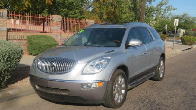 Used 2011 Buick Enclave 2XL SUV For Sale Phoenix AZ