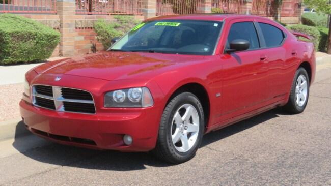 Used 2009 Dodge Charger SXT Sedan For Sale Phoenix AZ