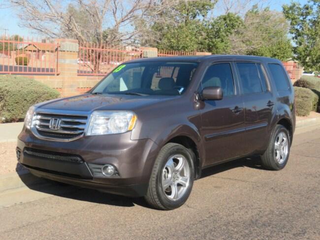 Used 2013 Honda Pilot EX FWD SUV For Sale Phoenix AZ