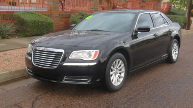 Used 2013 Chrysler 300 Base Sedan For Sale Phoenix AZ