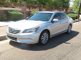 New 2011 Honda Accord 2.4 EX-L Sedan For Sale Phoenix AZ