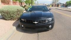 Used 2013 Chevrolet Camaro 1LT Coupe For Sale Phoenix AZ
