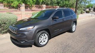 Used 2015 Jeep Cherokee Latitude FWD SUV in Phoenix