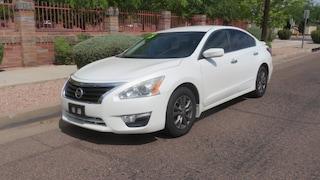 Used 2015 Nissan Altima 2.5 SV Sedan in Phoenix