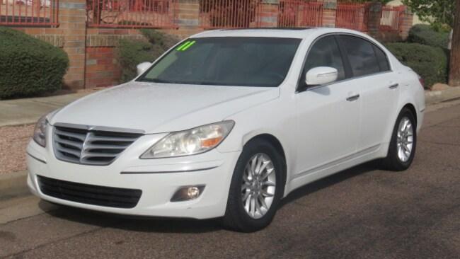 Used 2011 Hyundai Genesis 3.8 Sedan For Sale Phoenix AZ