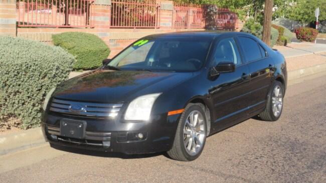 Used 2009 Ford Fusion SE I4 Sedan For Sale Phoenix AZ