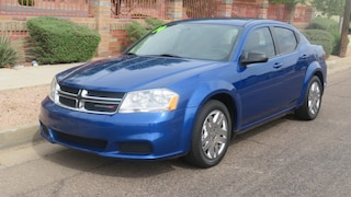 Used 2014 Dodge Avenger SE Sedan For Sale Phoenix AZ
