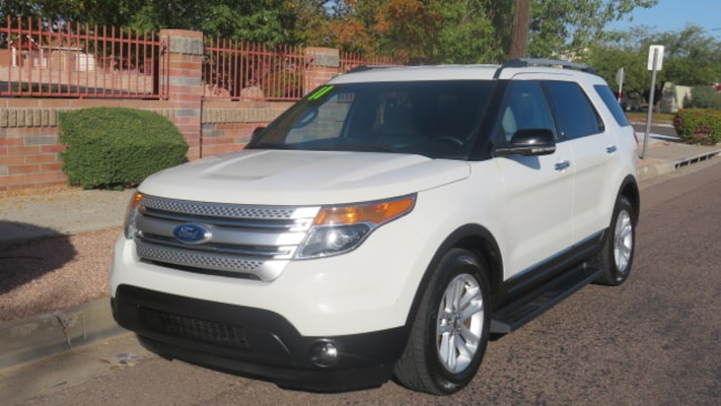 Used 2011 Ford Explorer XLT SUV For Sale Phoenix AZ