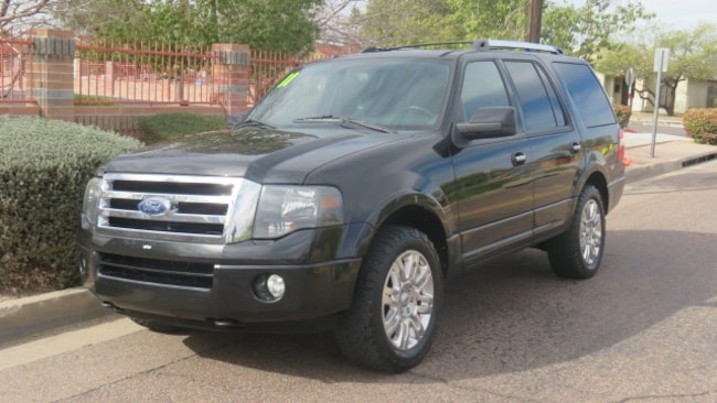 Used 2011 Ford Expedition Limited SUV For Sale Phoenix AZ