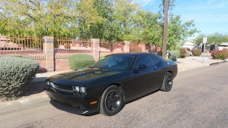 Used 2014 Dodge Challenger SXT Coupe For Sale Phoenix AZ