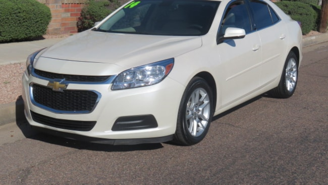 Used 2014 Chevrolet Malibu LT w/1LT Sedan For Sale Phoenix AZ