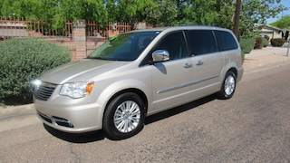 Used 2012 Chrysler Town & Country Limited Van in Phoenix