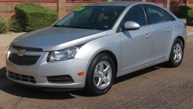 Used 2013 Chevrolet Cruze 1LT Auto Sedan For Sale Phoenix AZ