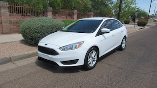 Used 2017 Ford Focus SE Sedan in Phoenix
