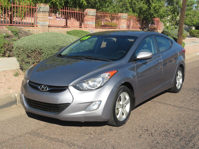 Used 2013 Hyundai Elantra GLS Sedan For Sale Phoenix AZ