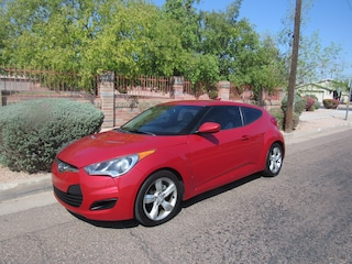Used 2012 Hyundai Veloster Base w/Red/Black Hatchback in Phoenix