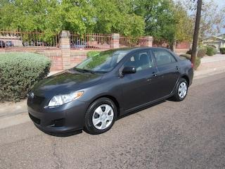 2010 Toyota Corolla Base Sedan