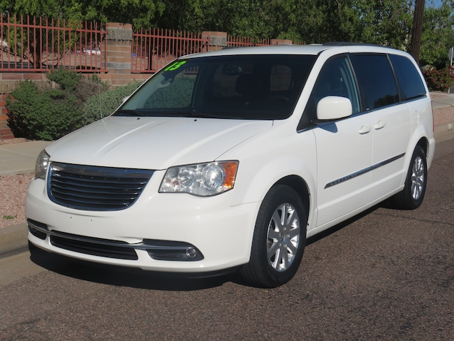 Used 2013 Chrysler Town & Country Touring Van For Sale Phoenix AZ