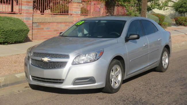Used 2013 Chevrolet Malibu 1LS Sedan For Sale Phoenix AZ