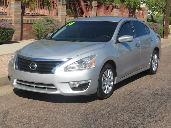 Used 2014 Nissan Altima 2.5 S Sedan For Sale Phoenix AZ