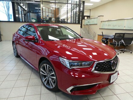 2019 Acura TLX 3.5L Tech Pkg Sedan