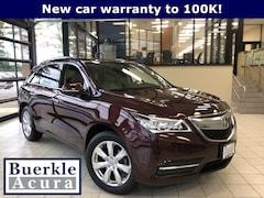2016 Acura MDX 3.5L w/Advance Package SUV