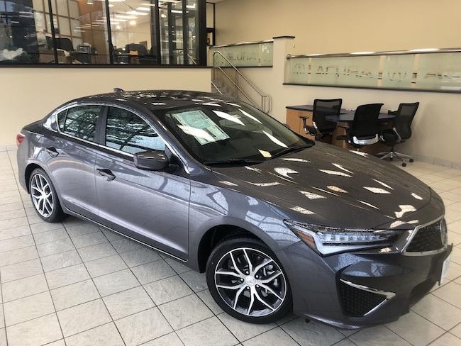 2019 Acura ILX Technology Package Sedan