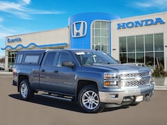 Used 2014 Chevrolet Silverado 1500 Truck Double Cab 1GCVKRECXEZ108281 for sale in St Paul, MN at Buerkle Hyundai