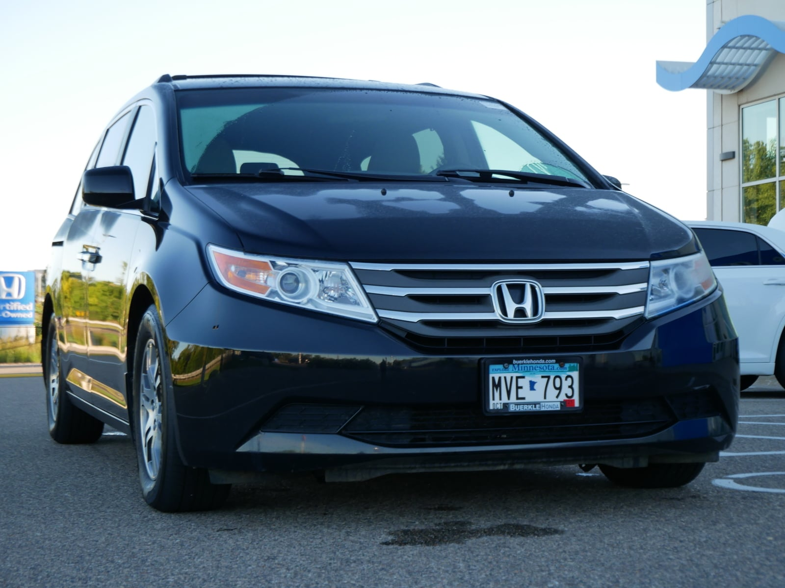 Used 2012 Honda Odyssey EX with VIN 5FNRL5H42CB005659 for sale in Saint Paul, Minnesota