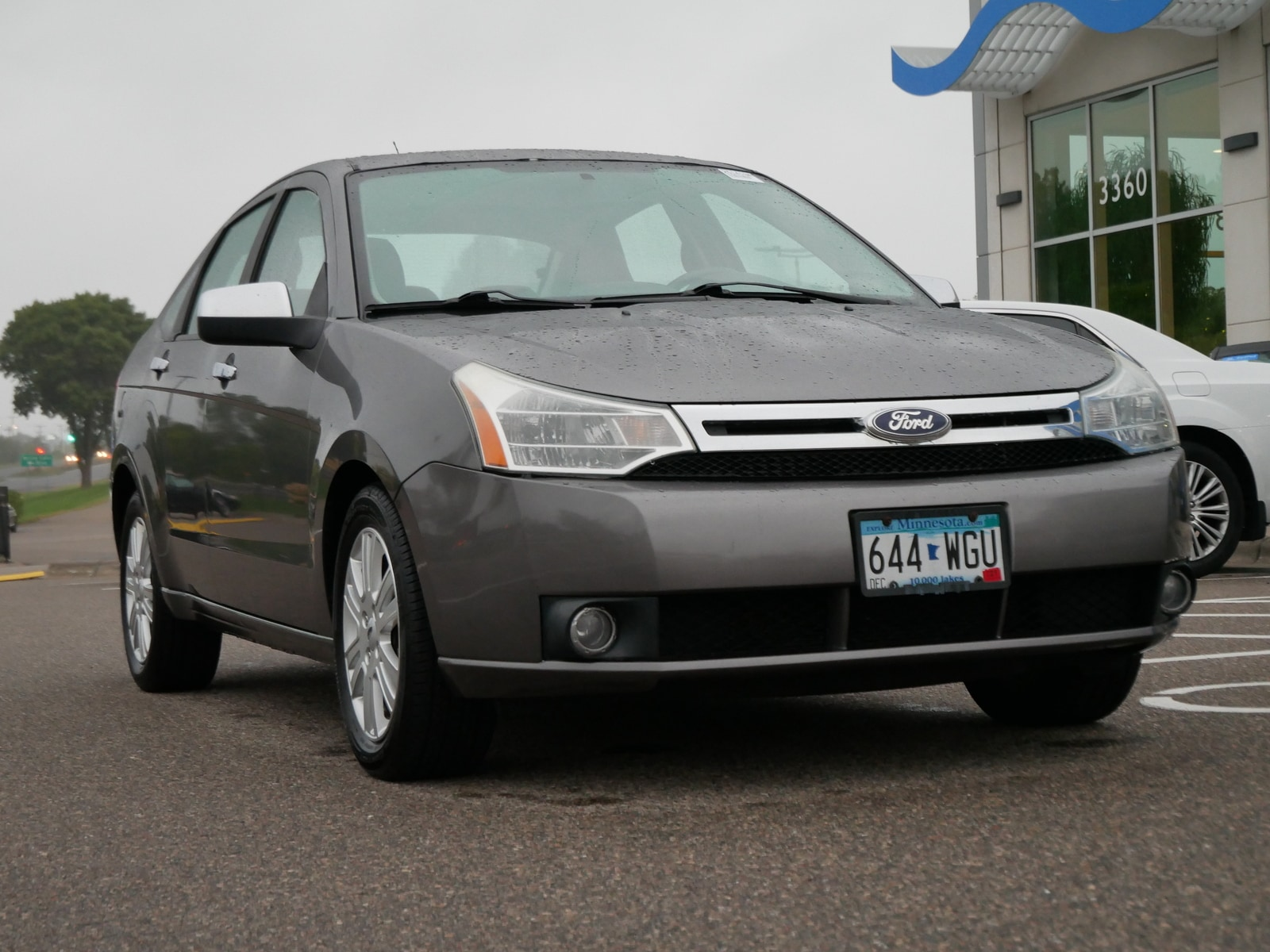 Used 2011 Ford Focus SEL with VIN 1FAHP3HNXBW149456 for sale in Saint Paul, Minnesota