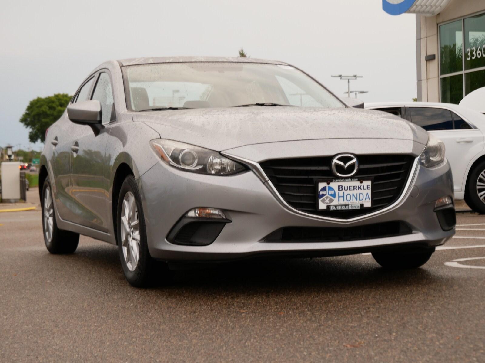 Used 2014 Mazda MAZDA3 i Touring with VIN JM1BM1V78E1148925 for sale in Saint Paul, Minnesota