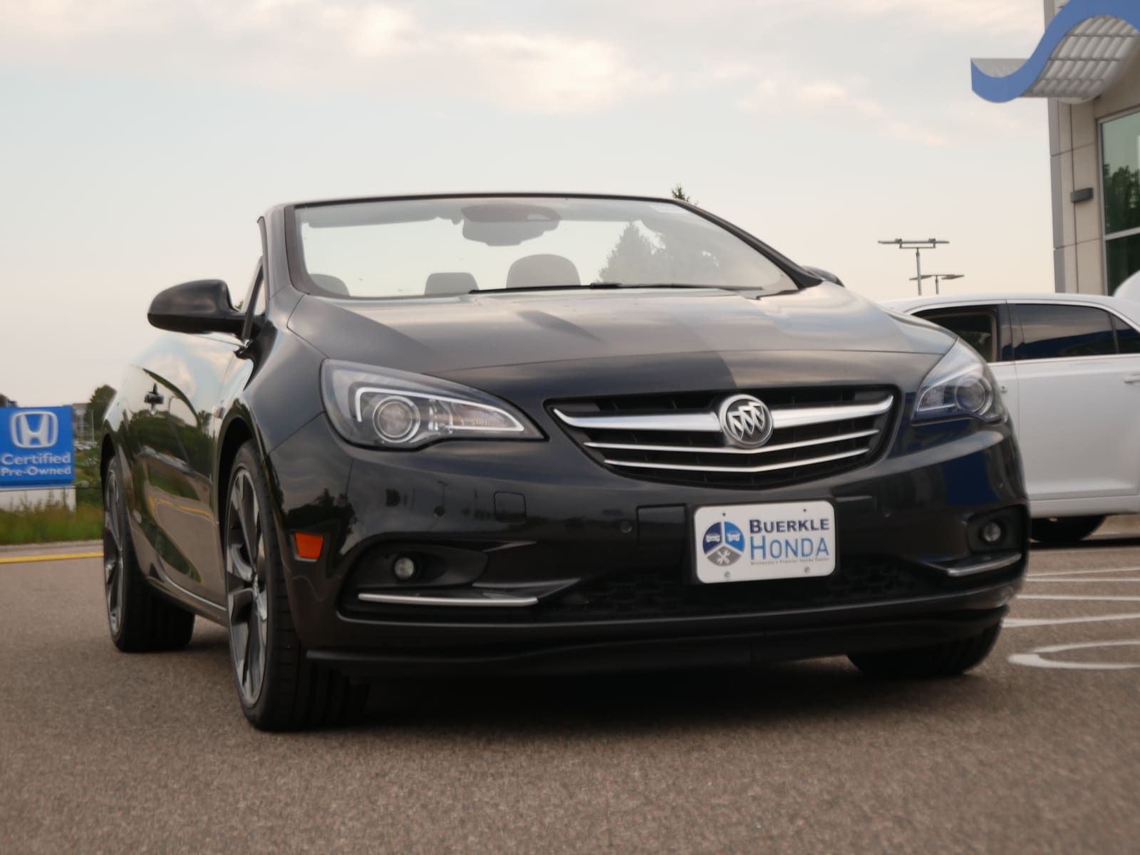 Used 2016 Buick Cascada Premium with VIN W04WT3N55GG039766 for sale in Saint Paul, Minnesota