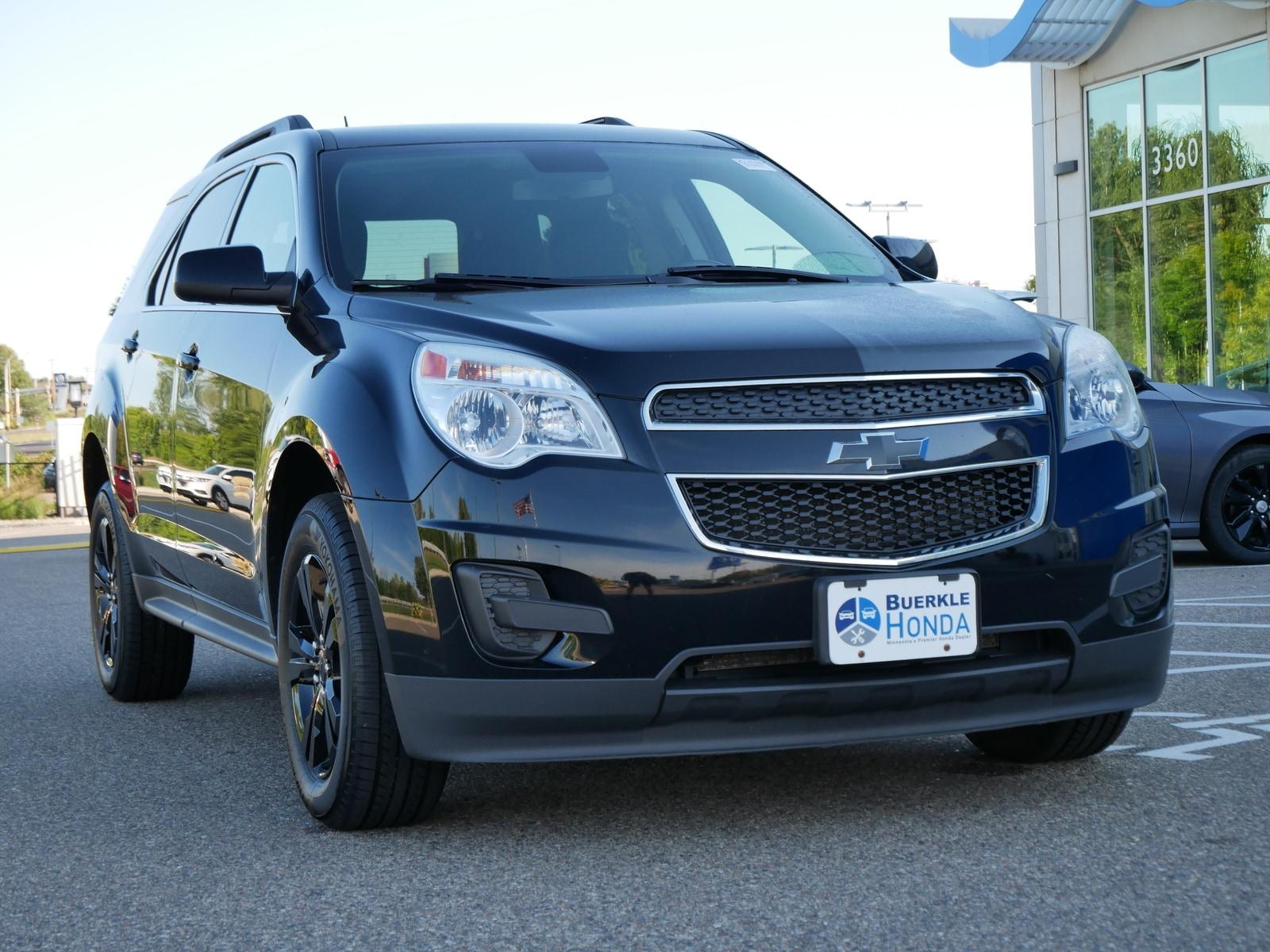 Used 2015 Chevrolet Equinox 1LT with VIN 2GNFLFEK7F6177361 for sale in Saint Paul, Minnesota