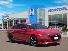 Used 2018 Honda Accord Sedan 1HGCV2F36JA048384 for sale in St Paul, MN at Buerkle Hyundai