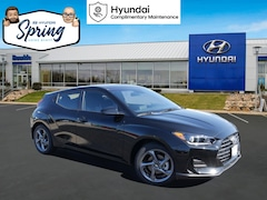 New 2020 Hyundai Veloster 2.0 Hatchback KMHTG6AF5LU024530 for Sale in St Paul, MN at Buerkle Hyundai