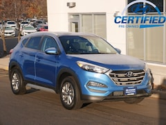 2017 Hyundai Tucson SUV for Sale in St Paul, MN at Buerkle Hyundai