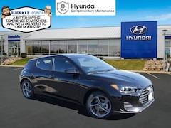 New 2020 Hyundai Veloster 2.0 Hatchback KMHTG6AF5LU024530 for Sale in St Paul, MN at Buerkle Hyundai